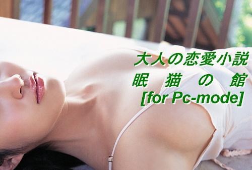 大人の恋愛小説 眠猫の館