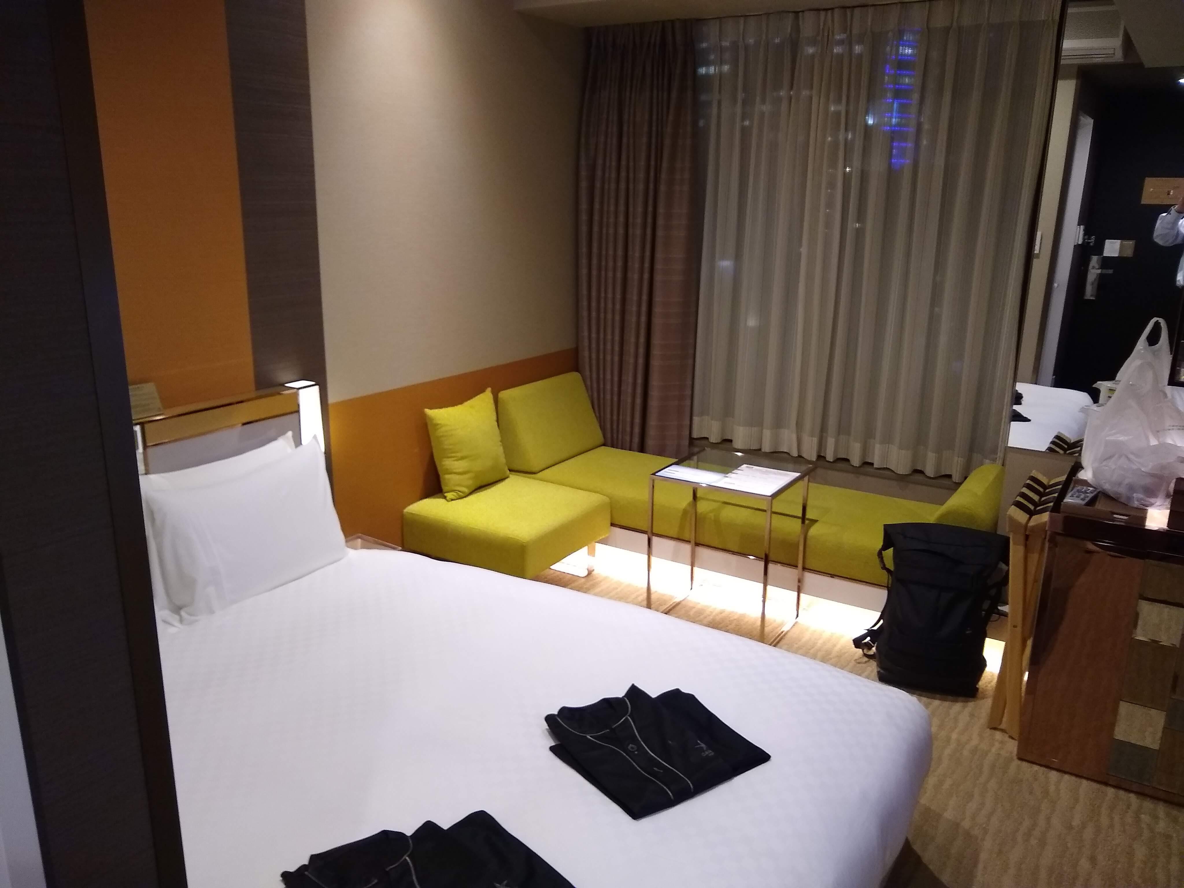 デオ ホテルズ 東京 六本木 カン