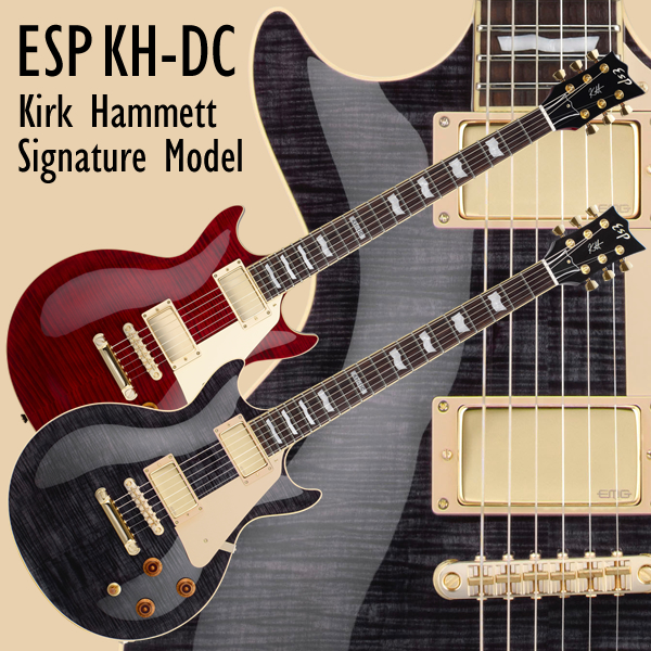 Kirk Hammett Signature Model-600x600