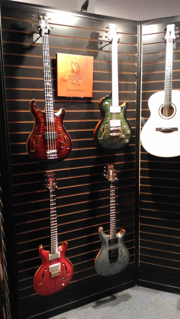 珠玉のPRS Private Stock!1.jpg