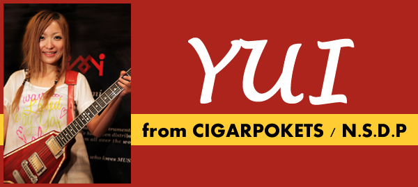 YUI (from CIGARPOKETS / N.S.D.P)