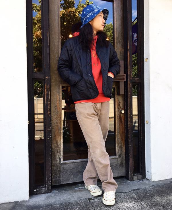 """【CLUCT】""""STYLE SHOT"""" FALCON STAFF BLOG"""