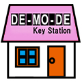 DEMODE KEY STATION
