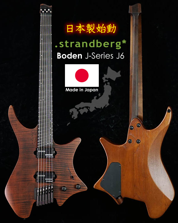 Strandberg Boden J-Series J6 (Brown).jpg