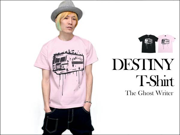 Pic up!! DESTINY Tシャツ