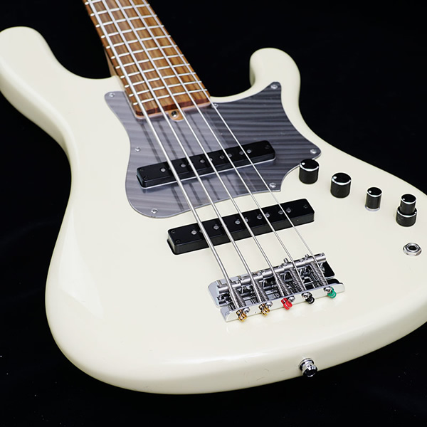 "Ximera arxi 5strings ""Dress White""-1.jpg"
