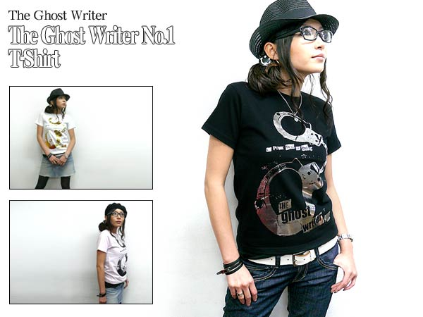 「The Ghost Writer No.1 Tシャツ」