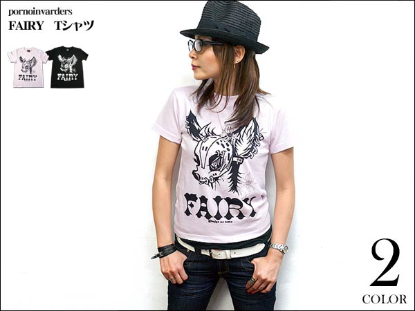 Pic up!! 人気の「FAIRY Tシャツ」