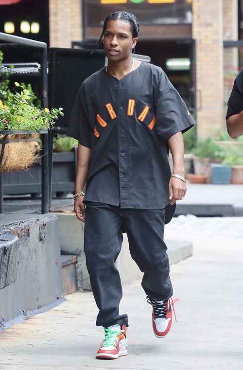 ASAP-Rocky-NIke-Air-Jordan-shirt-Off-White-Air-Jordan-sneakers.jpg