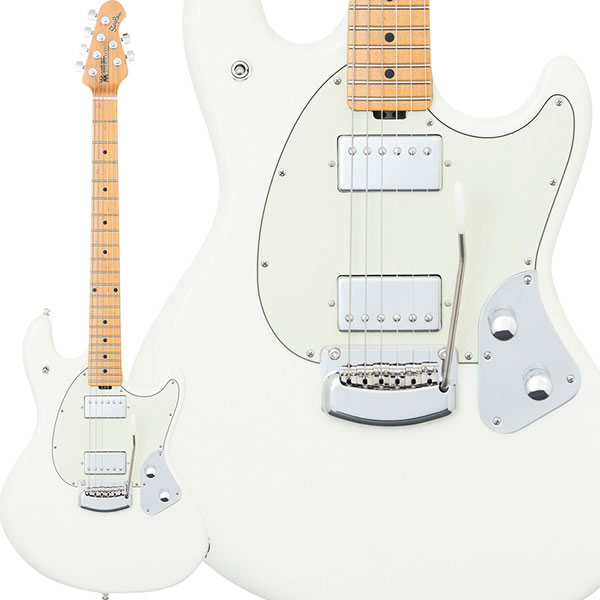 StingRay Guitar (Ivory White).jpg