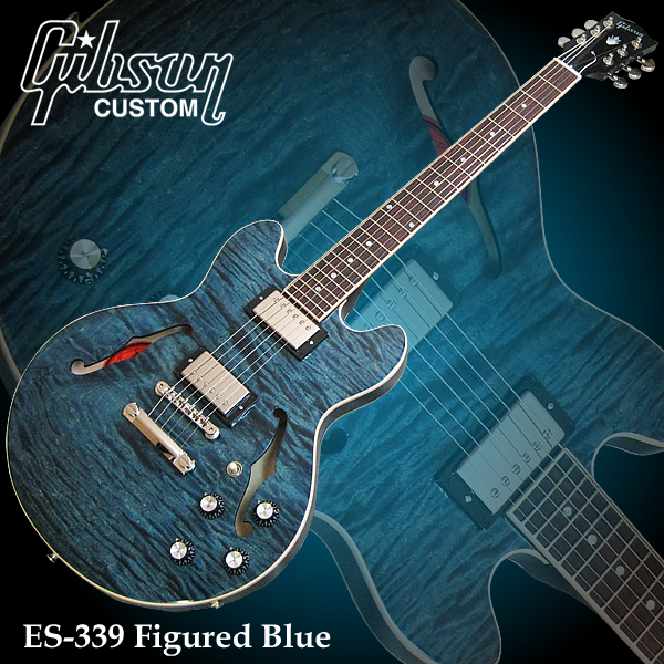 gibson_cs_ltd_es339_figured_blue