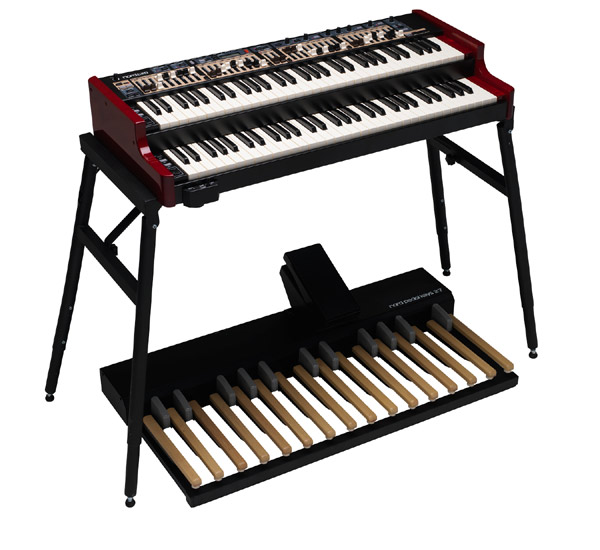 Nord C2D+Stand ALU+Pedalkey27