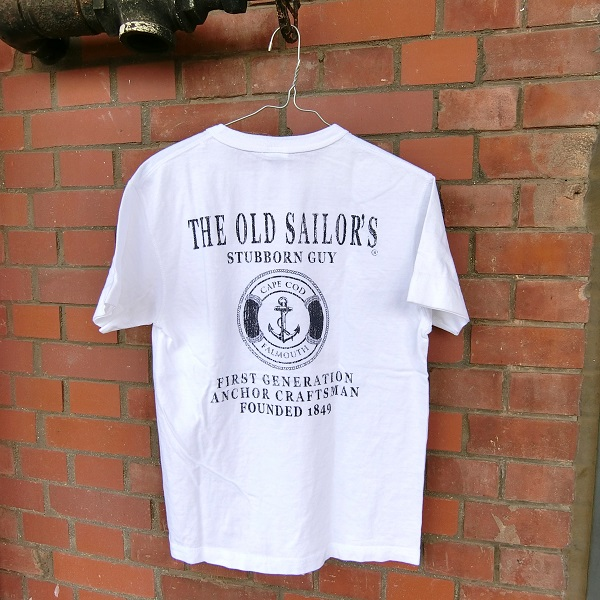 THE OLD SAILOR'S