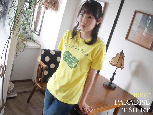 NEWカラー!! Paradise Tシャツの新色をUPしました♪