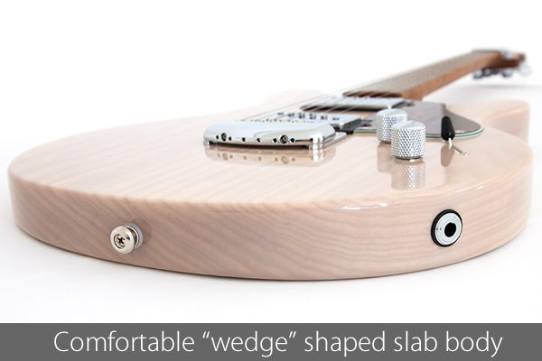 Comfortable wedge shaped slab body .jpg