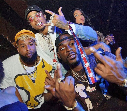Odell-Beckham-Jr-Quavo-Vetements-Champion-hoodie.jpg