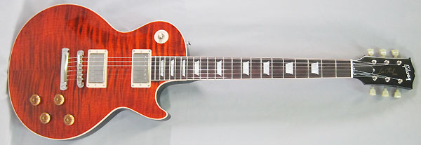 Les Paul Standard Figured Top w/Slim Neck (Siberian Tiger)