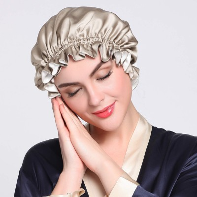 double-luxury-silk-night-sleep-cap-Coffee-White-7007-1.jpg