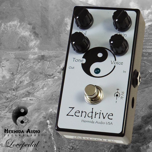 Hermida Audio Technology Zendrive