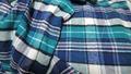 「大きいサイズ 厚手 ふんわり柔らかなネル起毛大きいサイズ 綿100% 長袖 メンズ パジャマ 冬向き 前開き 厚手のネル起毛 先染めチェック柄 ブルー/グリーン 3L/4L/5L かわいい おそろい STANDARD」の商品レビュー詳細を見る