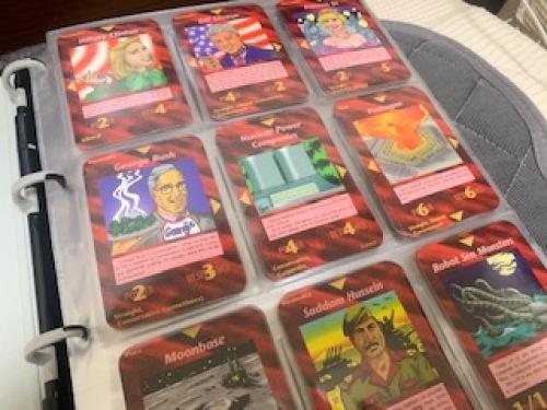 コロナ イルミナティ カード