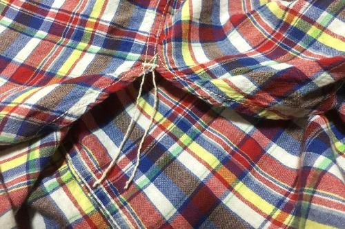 OMNIGOD 半袖ワークシャツ 56-016X  5.jpg