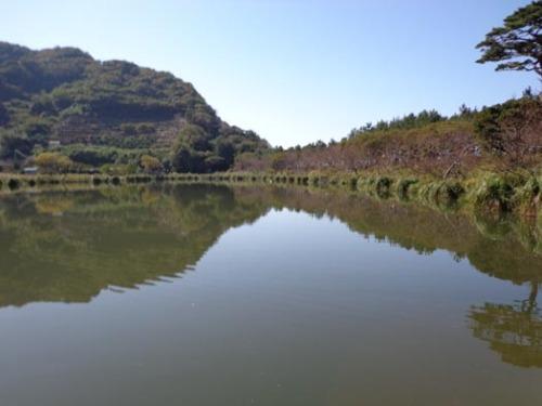 20121021クルージング3井田の池.jpg