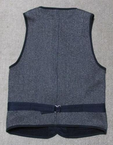 STUDIO D'ARTISAN 4260-NY BEACH CLOTH VEST9.jpg