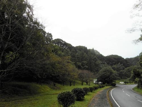 知覧城(鹿児島・南九州市)