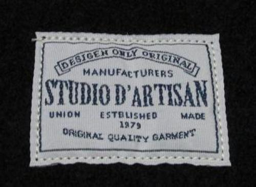 STUDIO D'ARTISAN 4260-NY BEACH CLOTH VEST7.jpg