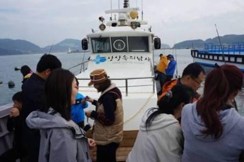 韓国旅行 巨済