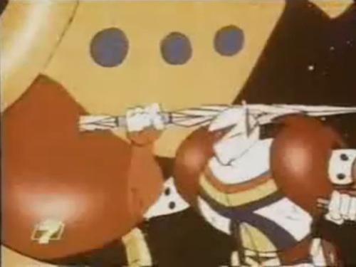 宇宙の騎士テッカマン:画像13