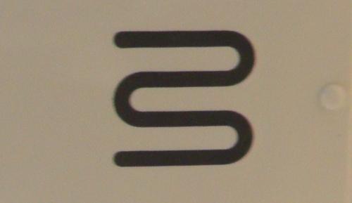 曇り止めの図記号