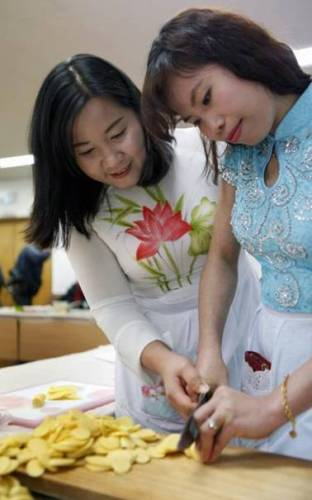 韓国料理 旧正月