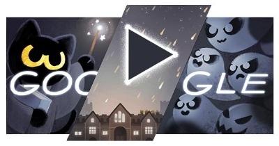 Google~2016 ハロウィン・ゲーム