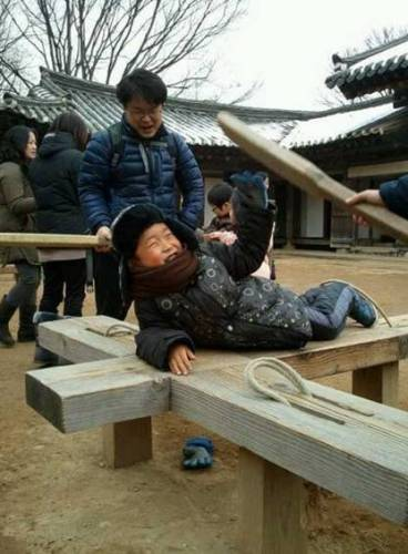 韓国旅行 京畿道 龍仁