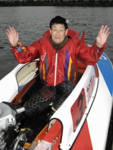加藤峻二選手(史上最年長優勝)