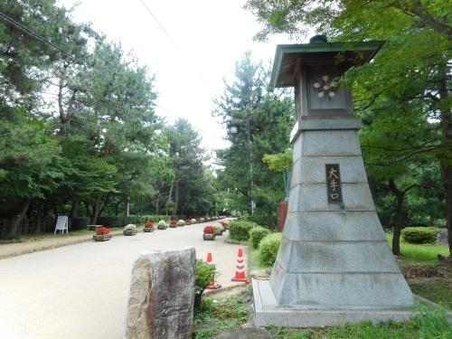 高岡城(富山・高岡市)