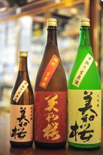 美和桜 八反 雄町 純米吟醸 千本錦大吟醸.jpg
