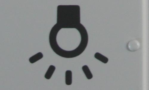 照明の図記号