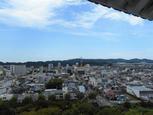 掛川城(静岡・掛川市)