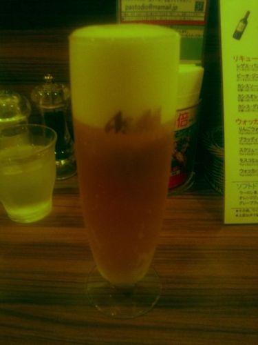 生パスタマラソン14(生ビール).JPG