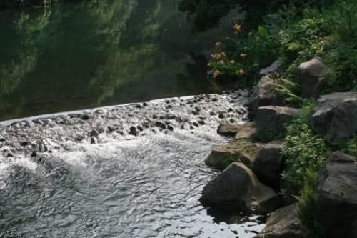 韓国旅行 済州島 天地淵瀑布