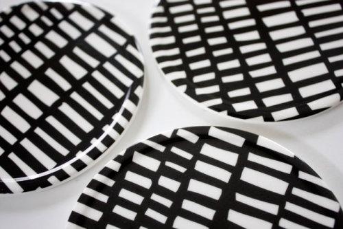 WAGAYA Junjunのお買い物日記 WAGAYA (わがや) シンプルで個性的 存在感のあるものが好き LAGERHAUS ラガハウス のホワイト&ブラック パターンが素敵なコースター .jpg