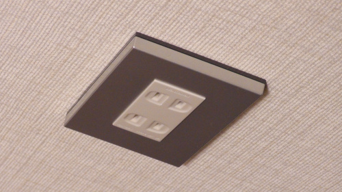 ラフィーネアシリーズのWTX8003S(スクエア)(ウォームシルバー)