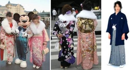 成人の日 日本 韓国