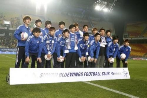 韓国の芸能人サッカーチーム・FC MEN