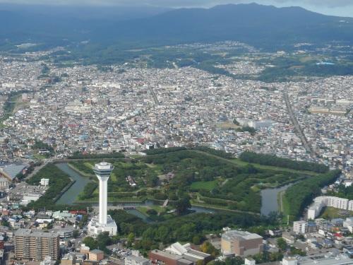 五稜郭(北海道・函館市)