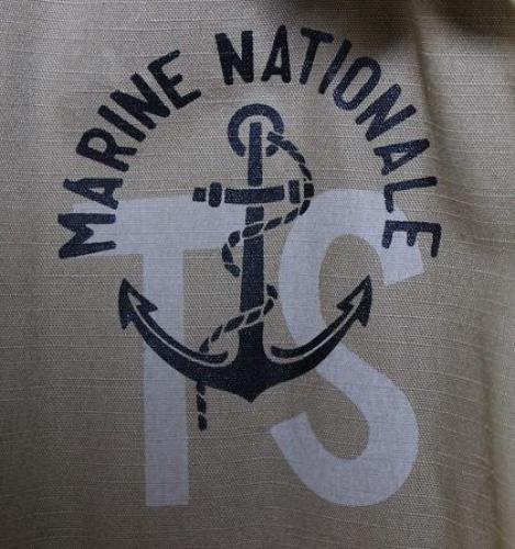HOUSTON FRENCH NAVY MARINE DECK PARKA JACKET 2.jpg