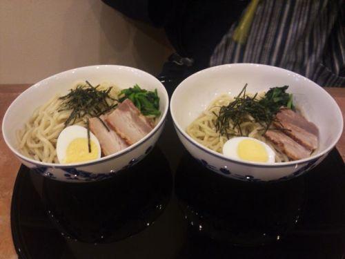 ガスト20(豚骨醤油の本格つけ麺).JPG